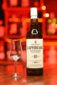 Whisky Tasting Paket - Laphroaig
